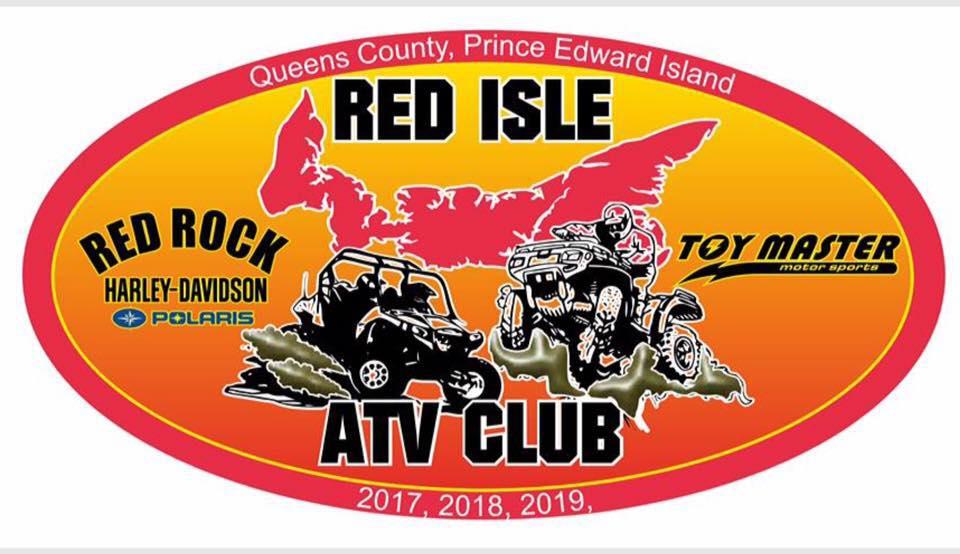 Red Isle ATV Logo 2017