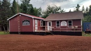 Tignish Sportsman Riders Club House Summertime