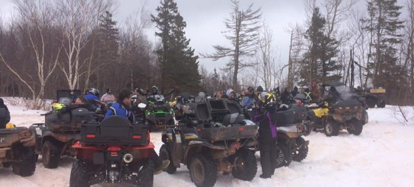 Tignish ATV RUN