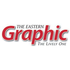 The Eastern Graphics Logo