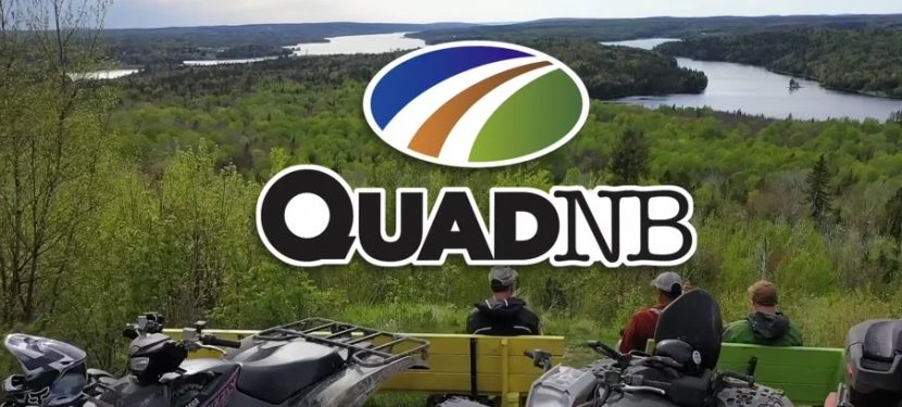New Brunswick All-Terrain Vehicle Federation Rolls out New Logo and Name: QuadNB