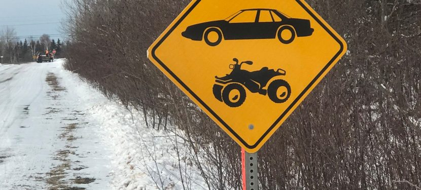 Government Approves Low-Traffic Dirt Road Pilot Project For PEI ATV Use