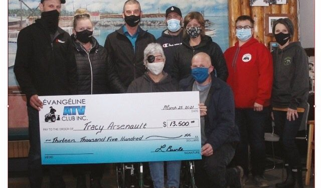 Evangeline ATV Club Hosts Fundraiser